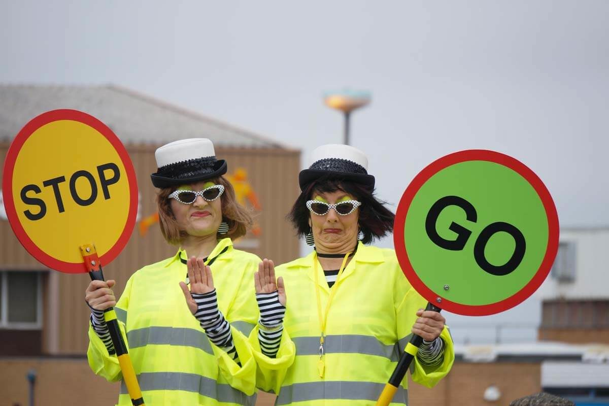 SpareParts Lollipop Patrol